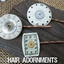 Anni Frohlich Hair Adornments